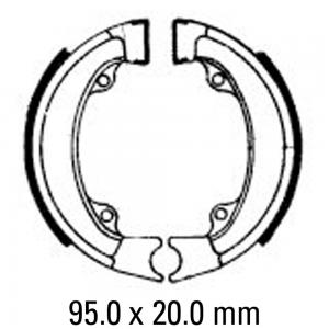 FERODO BRAKE SHOES FSB703