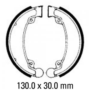 FERODO BRAKE SHOES FSB706