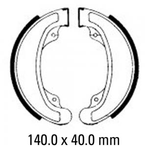 FERODO BRAKE SHOES FSB708