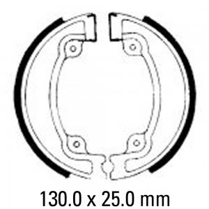 FERODO BRAKE SHOES FSB713