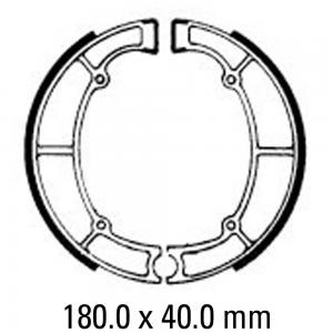 FERODO BRAKE SHOES FSB719