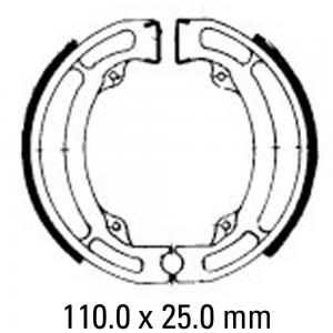 FERODO BRAKE SHOES FSB723