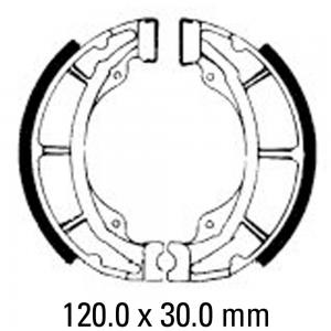 FERODO BRAKE SHOES FSB729