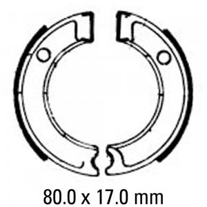 FERODO BRAKE SHOES FSB730