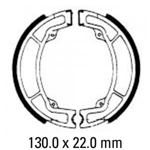 FERODO BRAKE SHOES FSB737