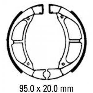 FERODO BRAKE SHOES FSB739