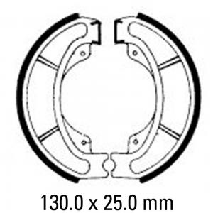 FERODO BRAKE SHOES FSB748