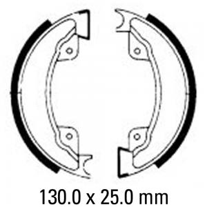 FERODO BRAKE SHOES FSB751