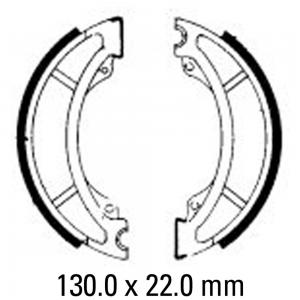 FERODO BRAKE SHOES FSB763