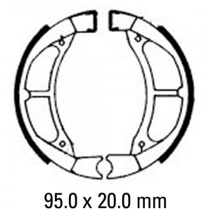FERODO BRAKE SHOES FSB764