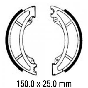 FERODO BRAKE SHOES FSB766