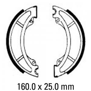 FERODO BRAKE SHOES FSB767
