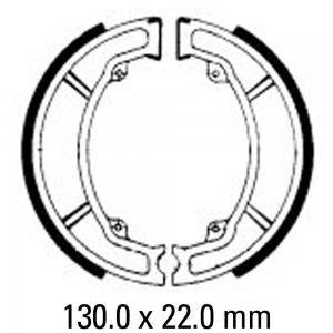 FERODO BRAKE SHOES FSB776