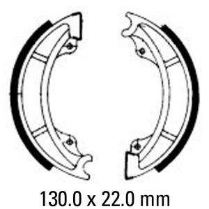 FERODO BRAKE SHOES FSB778