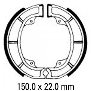 FERODO BRAKE SHOES FSB779