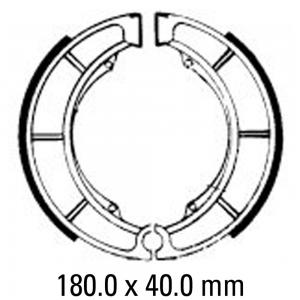 FERODO BRAKE SHOES FSB782