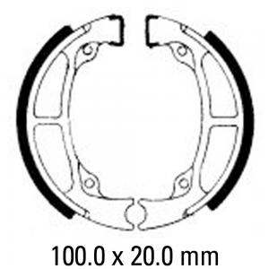 FERODO BRAKE SHOES FSB783