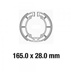 FERODO BRAKE SHOES FSB789