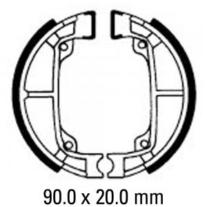 FERODO BRAKE SHOES FSB792