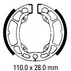 FERODO BRAKE SHOES FSB798