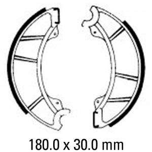 FERODO BRAKE SHOES FSB800