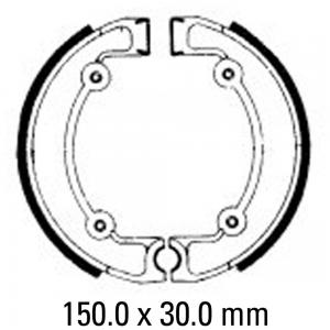 FERODO BRAKE SHOES FSB828