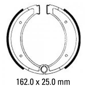 FERODO BRAKE SHOES FSB850