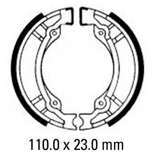 FERODO BRAKE SHOES FSB883