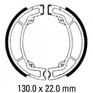 FERODO BRAKE SHOES FSB913