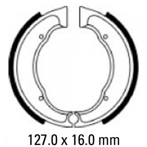 FERODO BRAKE SHOES FSB917