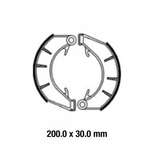 FERODO BRAKE SHOES FSB923