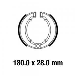 FERODO BRAKE SHOES FSB924