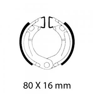 FERODO BRAKE SHOES FSB937