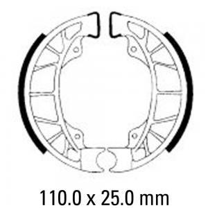 FERODO BRAKE SHOES FSB938