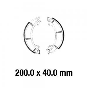 FERODO BRAKE SHOES FSB950