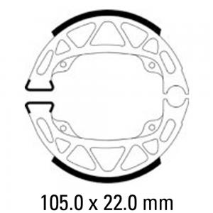 FERODO BRAKE SHOES FSB952