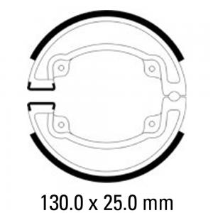 FERODO BRAKE SHOES FSB958
