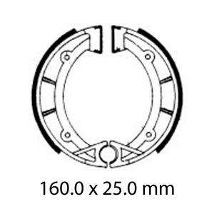 FERODO BRAKE SHOES FSB961