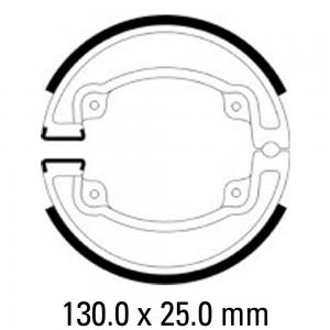 FERODO BRAKE SHOES FSB962