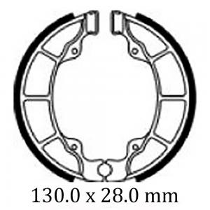 FERODO BRAKE SHOES FSB966