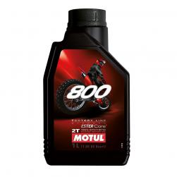 MOTUL 800 2T FACTORY LINE 1L (BOX 12)
