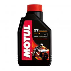 MOTUL 710 2T INJECT ESTER 1LT(BOX 12)