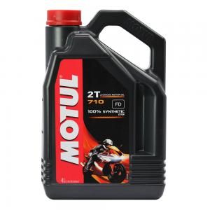 MOTUL 710 INJECTOR 100% SYNTHETIC ESTER