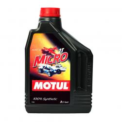 MOTUL MICRO 2T SYNTHETIC 2L
