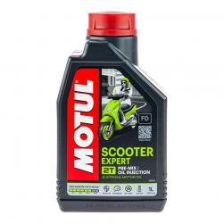 MOTUL SCOOTER EXPERT 2T 1L (BOX 12)