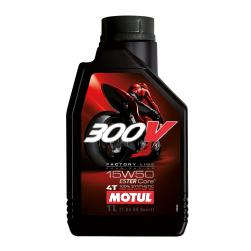 MOTUL   300V FACT ROAD 15W50 1L (BOX 12)