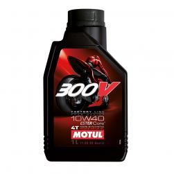 MOTUL   300V FACT LINE 10W40 1L (BOX 12)