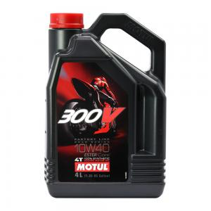 MOTUL 300V FACTORYLINE 100% SYNTHETIC ESTER 10W40