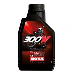MOTUL   300V FACT LINE 5w40 1L (BOX 12)