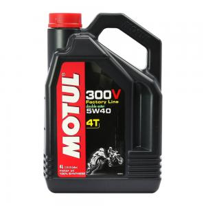 MOTUL 300V FACTORYLINE 100% SYNTHETIC ESTER 5W40
